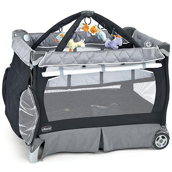 Детская кровать-манеж Chicco Lullaby LX