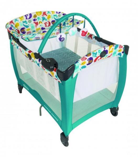 Детский манеж-кровать Graco Contour Electra