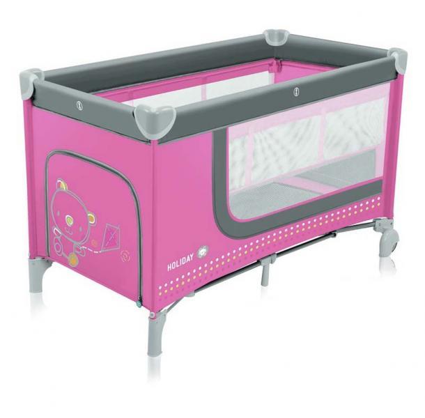 Манеж-кровать Baby Design Holiday