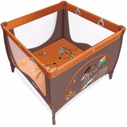 Детский манеж Baby Design Play UP