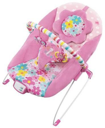 Кресло-качалка Bright Starts Ingenuity «Цветочная поляна»