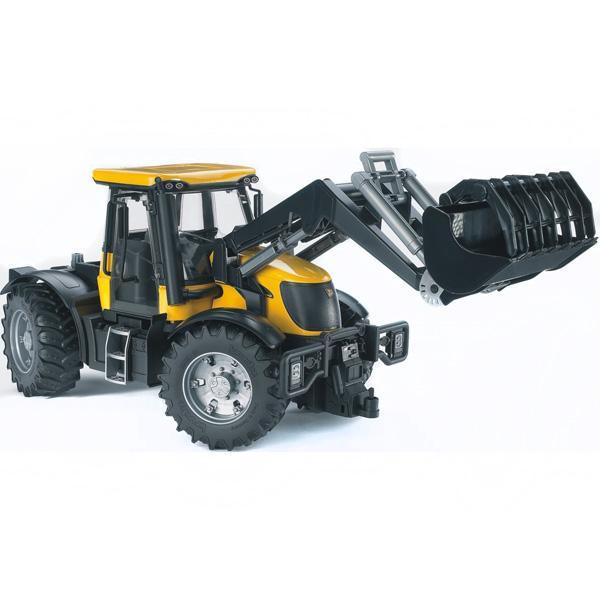 Трактор Bruder JCB Fastrac 3220 с погрузчиком