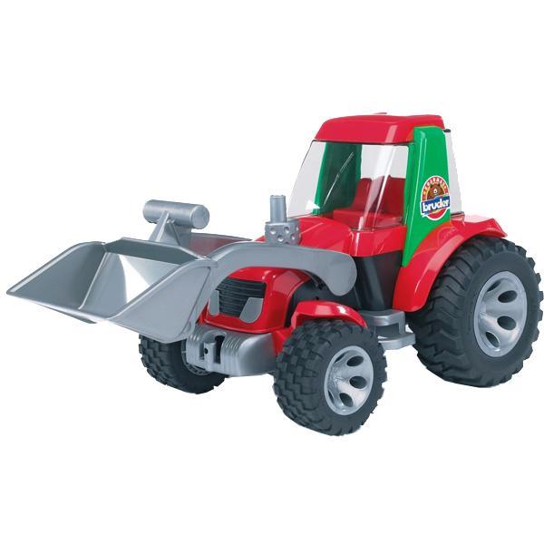 Детская машинка Roadmax Bruder Трактор погрузчик