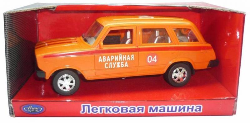 Детская машинка Авто по-Русски Аварийная служба 10112