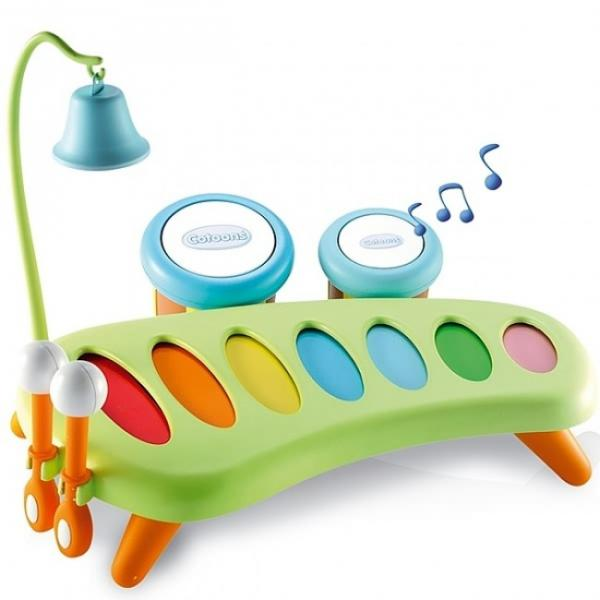 Игрушка Smoby Музыкальный инструмент-ксилофон