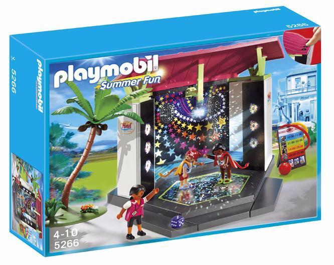 Детская игрушка Playmobil Отель: Детский клуб с танц площадкой