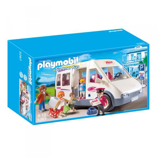 Детская игрушка Playmobil Отель: Шаттл отеля