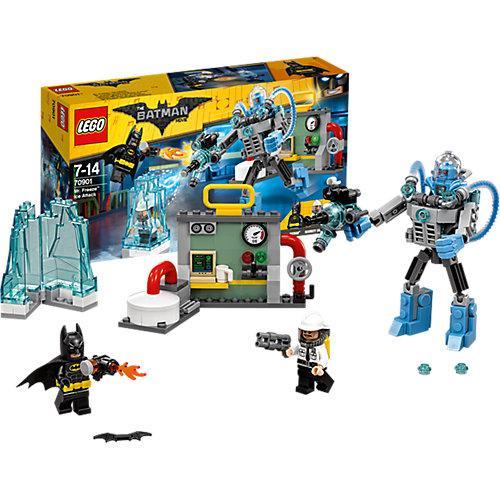 Конструктор Lego The Batman Movie Ледяная aтака Мистера Фриза 70901 (441021)