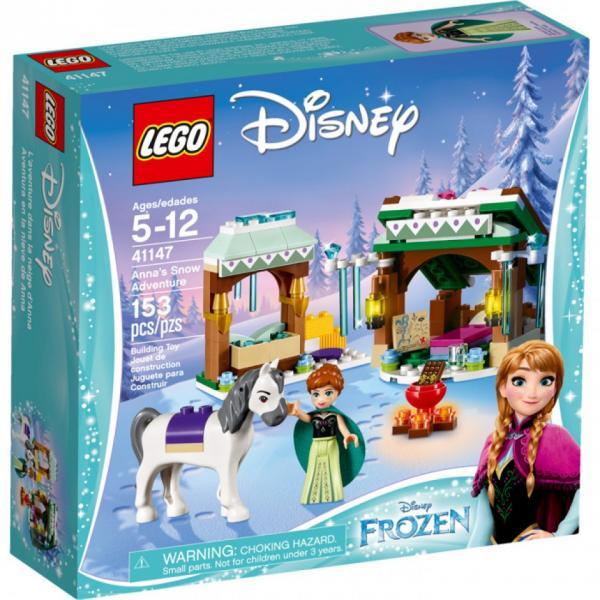 Конструктор Lego Disney Princess Зимние приключения Анны 41147 (441063)