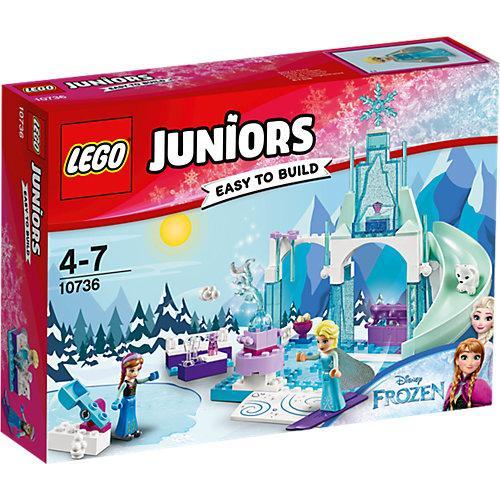 Конструктор Lego Juniors Игровая площадка Эльзы и Анны 10736 (441015)