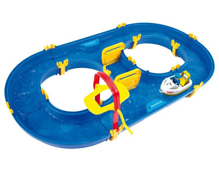 Водный трек Big Rotterdam Waterplay