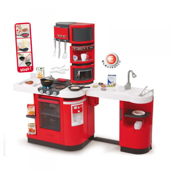 Кухня Smoby Cook Master Red