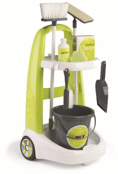 Набор для уборки Smoby с тележкой