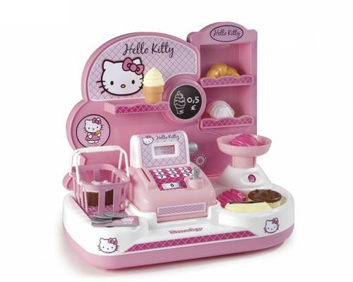 Игровой мини-магазин Smoby Hello Kitty