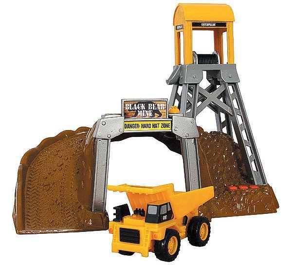 Детский набор Toystate Строительная техника 30041TS-R