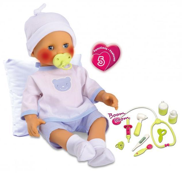 Интерактивная кукла Smoby Вылечи меня