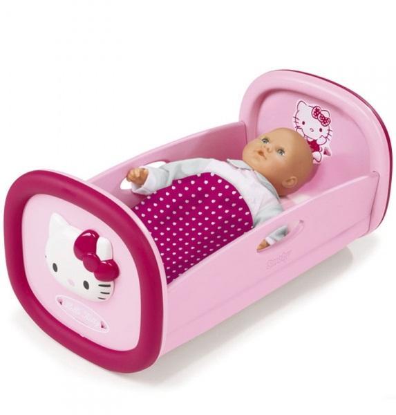 Колыбель Smoby для пупса Baby Nurse