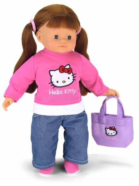 Кукла Smoby Роксана Hello Kitty 35 см