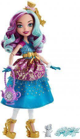 Кукла Mattel Monster High Джинни Висп Грант из серии Я люблю моду 441049