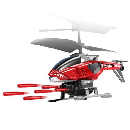 Радиоуправляемая игрушка Silverlit Helli Blaster вертолет