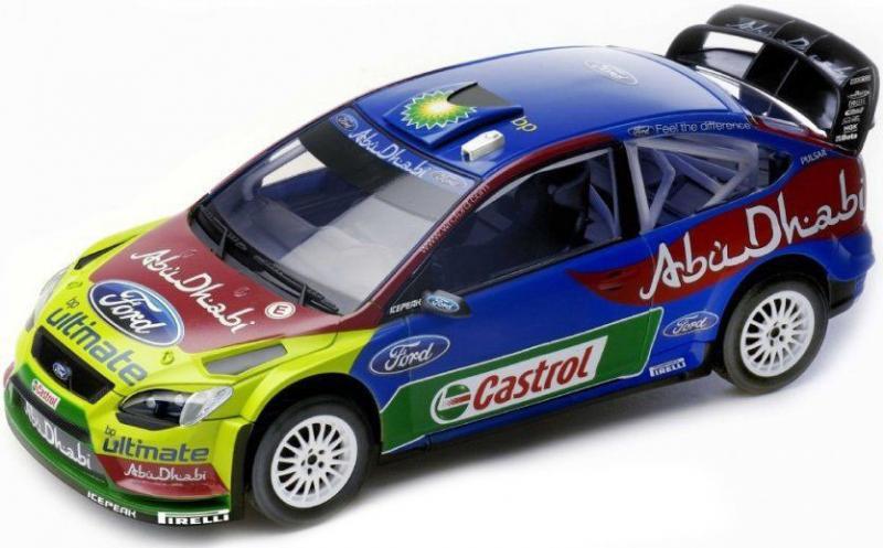 Радиоуправляемая игрушка Silverlit Ford Focus 1:16