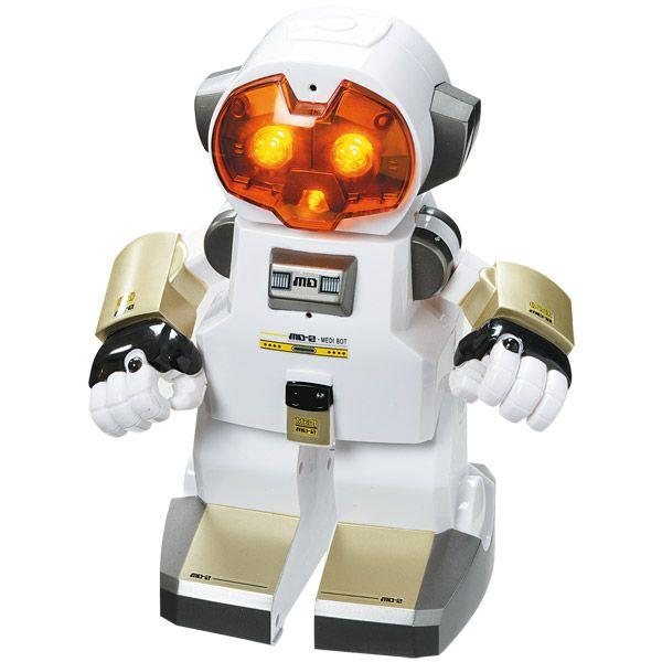 Радиоуправляемая игрушка Silverlit Робот Echo (Эхо) с функцией записи голоса, сенсоры движения, свет,звук