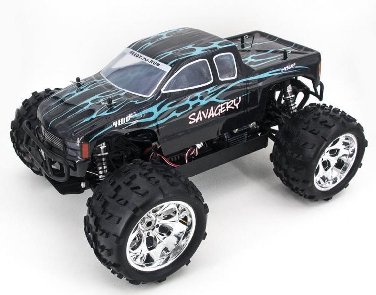Радиоуправляемый внедорожник HSP Nokler Truck 4WD TOP 1:8 2.4G - 94062TOP-86298