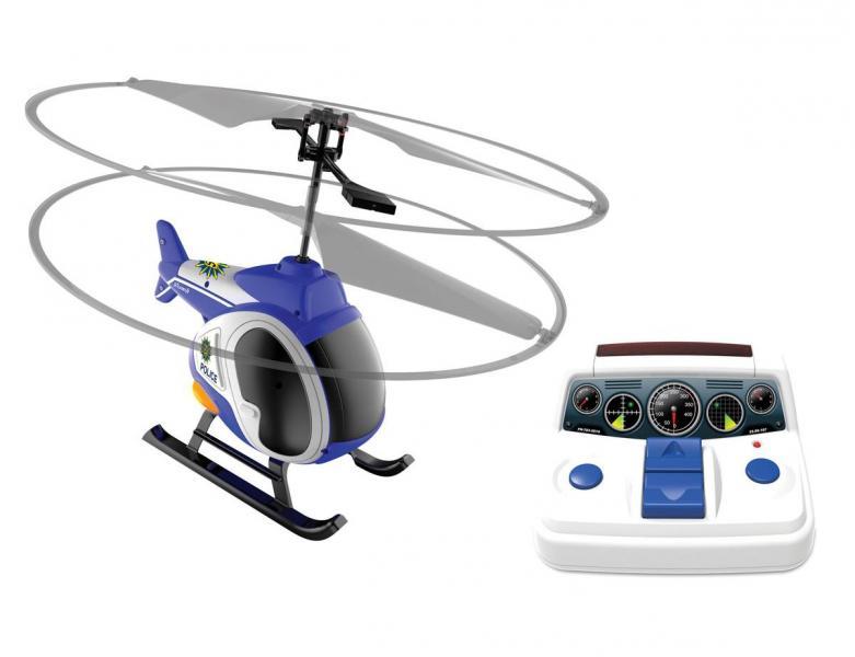 Радиоуправляемая игрушка Silverlit Моя первая вертолетная станция (от 3 лет) 84703