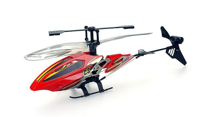 Радиоуправляема игрушка Silverlit 3-х канальный вертолет Вихрь 84701