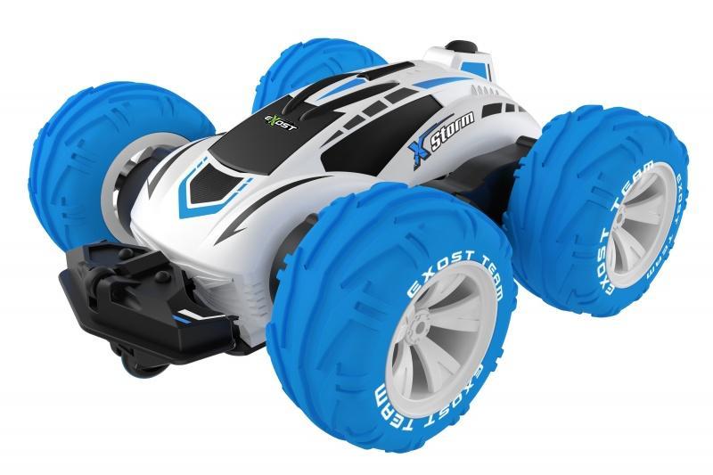 Радиоуправляемая игрушка Silverlit Машина Шторм на р/у 1:18 TE135
