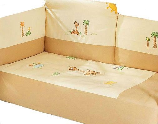 Детское постельное белье Feretti Giraffe 2 предмета