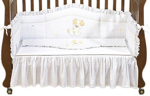 Детское постельное белье Giovanni Puppy 4 предмета