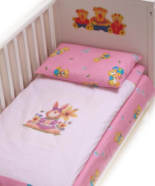 Детское постельное белье Сдобина 06.3 3 предмета