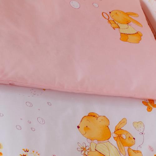 Детское постельное белье Perina Фея 4 предмета