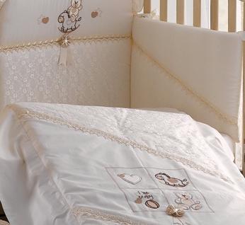 Комплект в кроватку Roman Baby Romantica 5 предметов