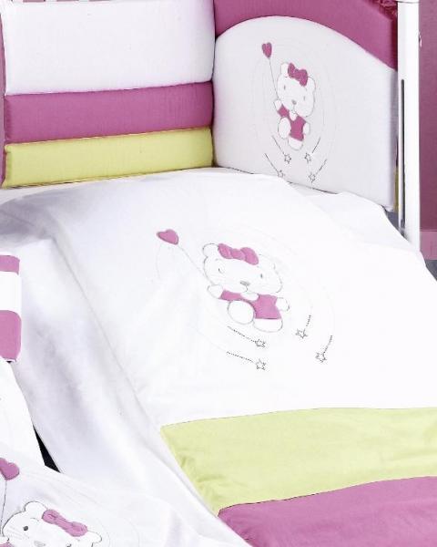 Комплект в кроватку Roman Baby Baffy 5 предметов