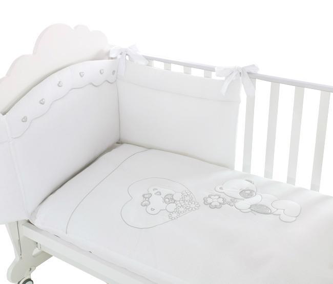 Детское постельное белье Baby Expert Serenata 4 предмета