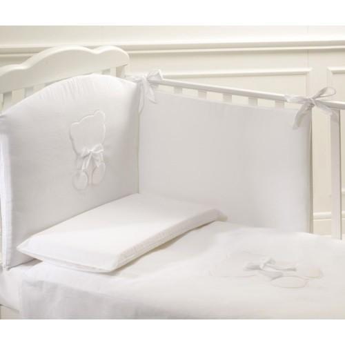 Детское постельное белье Baby Expert Teddy 4 предмета