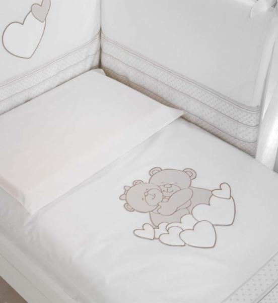 Детское постельное белье Baby Expert Tenerezze 4 предмета