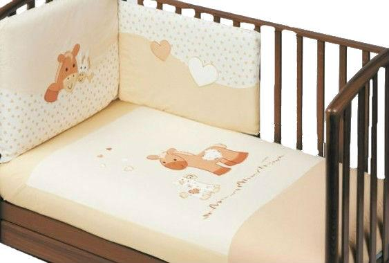 Комплект в кроватку Feretti Pony 6 предметов