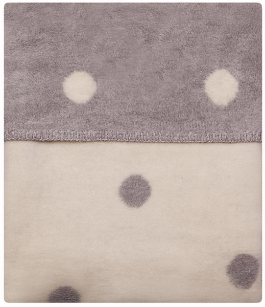 Одеяло Womar Zaffiro цветное 75х100 см.