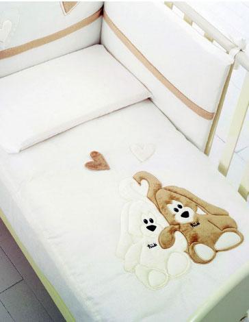 Стеганое одеяло Baby Expert Cremino