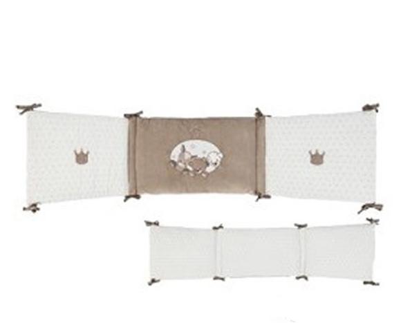 Бортик для кровати универсальный Nattou Max, Noa & Tom 777483