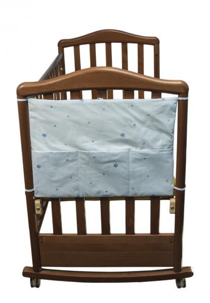 Карман на кроватку Сонный Гномик Оленята