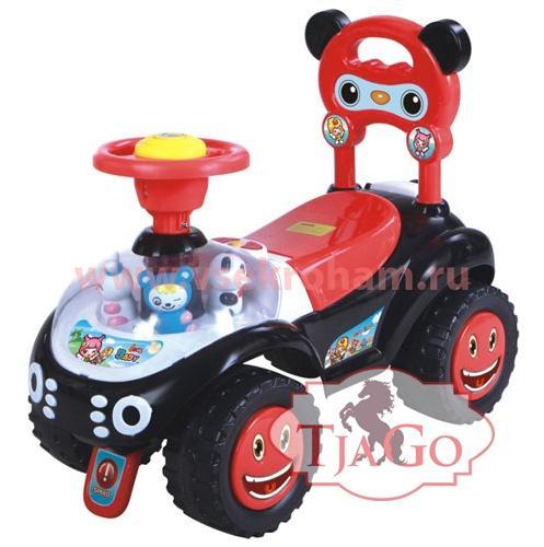 Детская каталка TjaGo Панда 7602