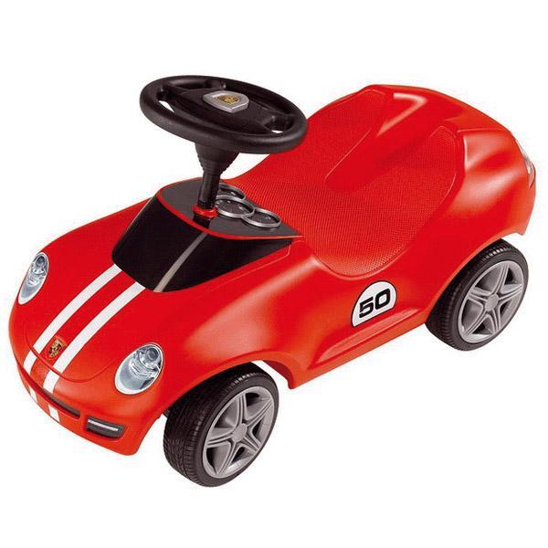 Машинка Big Baby Porsche