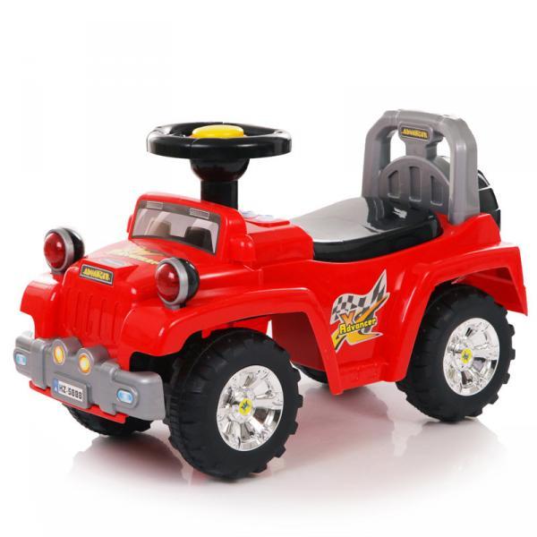 Каталка Baby Care Super Jeep