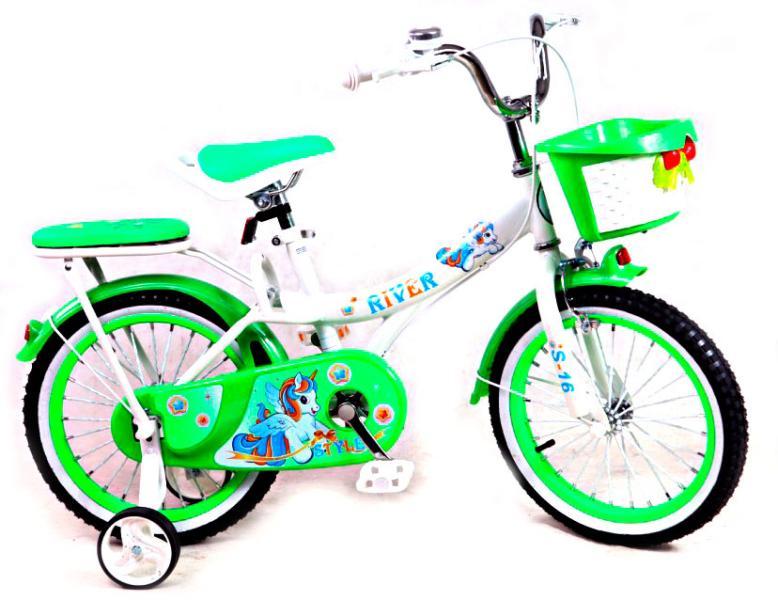 Детский велосипед RiverBike S-12