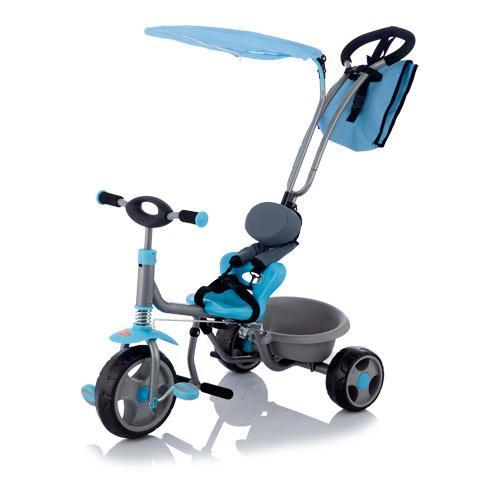 Детский трехколесный велосипед Jetem Chopper