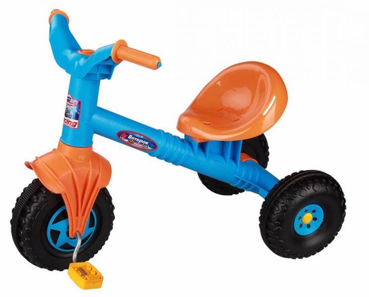 Велосипед Башпласт 3-х кол. Ветерок